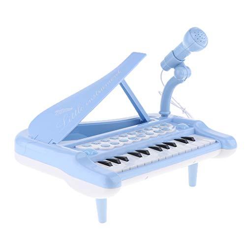 B Blesiya Juguete de Piano Eléctrico Multifuncional para Tocar, Reproducir Música y...