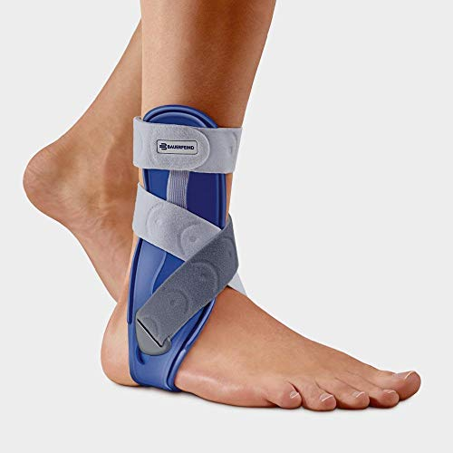 Bauerfeind - MalleoLoc - Ankle Brace - Stabilize Your Ankle While Maintaining Mobility - Right Ankle - Size 1