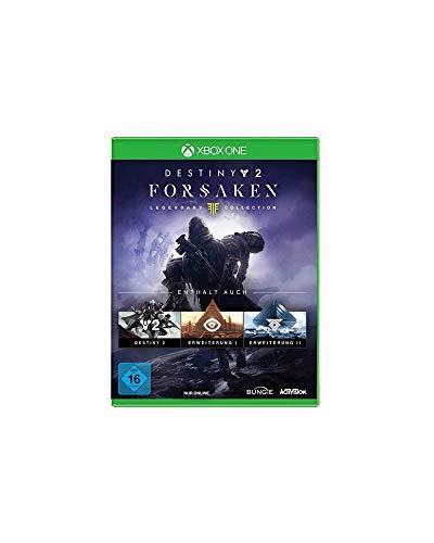 Destiny 2: Forsaken – Legendary Collection - Xbox One [Importación alemana]