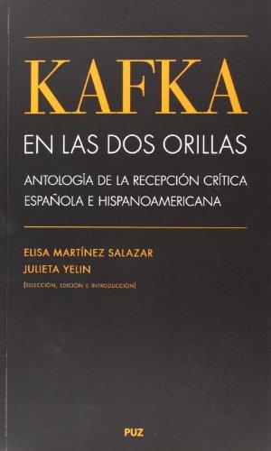 Kafka en las dos orillas (Vidas)