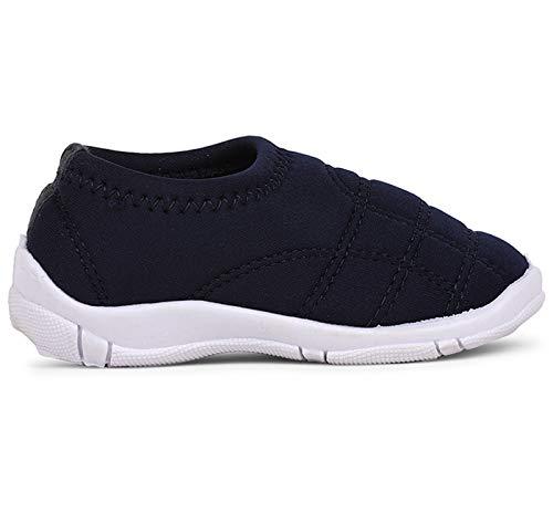 Bubblegummers Boy's Softy Blue Sneakers-7 Kids UK (1599411)