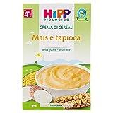 HiPP Biologico - CREMA MAIS & TAPIOCA - 200 GR