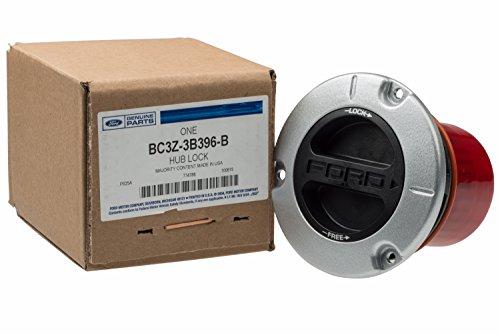 2005-2016 Ford F250 F350 F450 Super Duty Manual Locking Hub Front OEM BC3Z3B396B