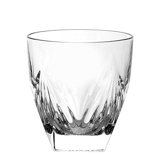 RCR Fiordiloto Bicchieri Acqua, Vetro, Trasparente, Confezione da 6 Pezzi, 33 cl