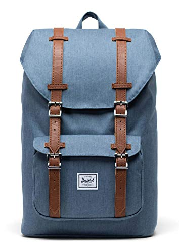 Herschel Little America Laptop-Rucksack, Blau Mirage Crosshatch (Blau) - 10020-03513-OS