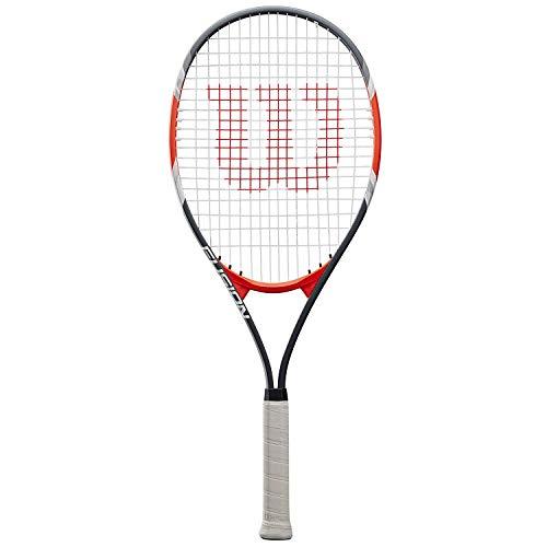 Wilson Raqueta de tenis, Fusion XL, Principiantes y...