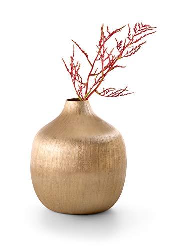 Philippi Amelie vaas, goud