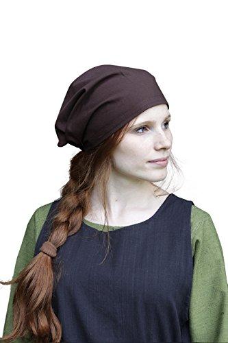 Burgschneider Mittelalter Kopftuchset Marianne