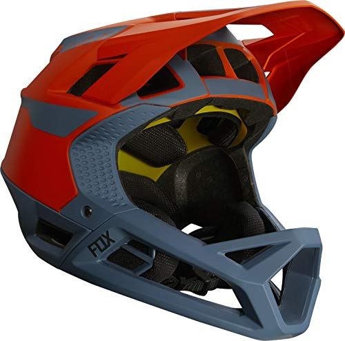 Fox Proframe Casque Quo, Ce Blood Orange Taille M