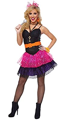 Cyndi Lauper 80s Dress for women