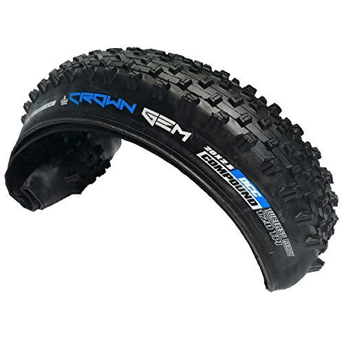 2 Vee Tire Mission 29x2.25 Bike Tires 57-622 Folding Bead Multi Purpose Compound