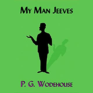 My Man Jeeves cover art