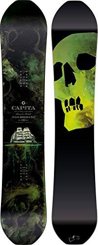 Capita Herren Freeride Snowboard The Black Snowboard of Death 162