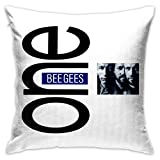 Sabalone Bee Gees One Fundas Decorativas Fundas de Almohada Fundas de Almohada 18x18 in