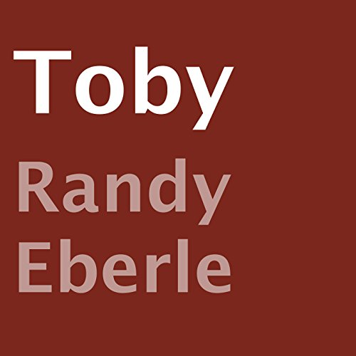 Toby audiobook cover art