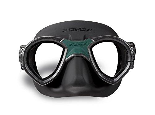 SPORA Unisex-Adult Mystiker Maske, Mehrfarbig, Einheitsgröße