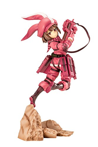 Kotobukiya Sword Art Online Alternative Gun Gale Online PVC Statue 1/7 Llenn 25 cm