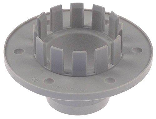Winterhalter Ablaufventil für Spülmaschine GS14, GS15, GS14E, GS15E, GS29, GSR36 Aussen 87mm Innen 35mm Schlauchanschluss 40mm