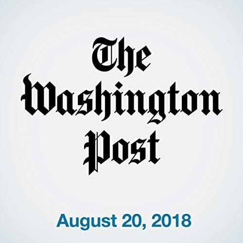 August 20, 2018 copertina