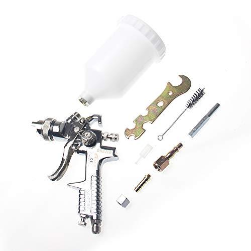 2254208 Qualität professionell Niederdruck HVLP Gravity Feed, Farbspritzpistole