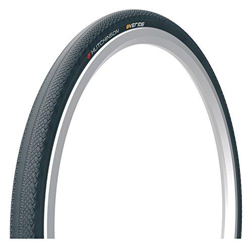 Hutchinson Override Neumático de Bicicleta, Unisex, Negro,