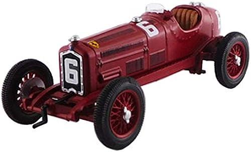 Rio- P3 Tipo B-G.P. Montreux 1934 (CH) -Carlo Felice Trossi-R.R. Winner (Debut Alfa Romeo) Modelo, Color rojo, RIO4601