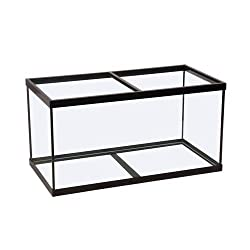 Perfecto Manufacturing 93 Gallon Tank Cube Frameless W/ Overflow
