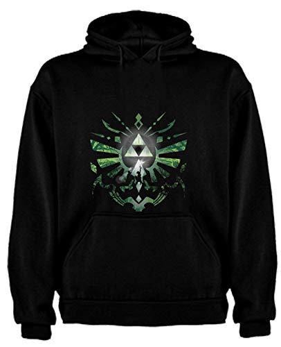 The Fan Tee Sudadera Hombre Zelda Link Ocarina L