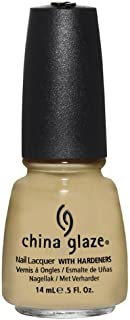 China Glaze Nail Polish, Kalahari Kiss, 0.5 Fluid Ounce