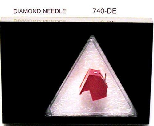 Plattenspieler-Nadel für Sanyo Fisher ST-29 29D 29G 740-DE 740-D7
