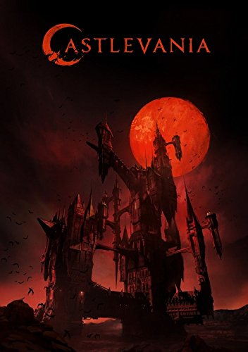 Castlevania – Video Game Wall Poster Print - 30CM X 43CM