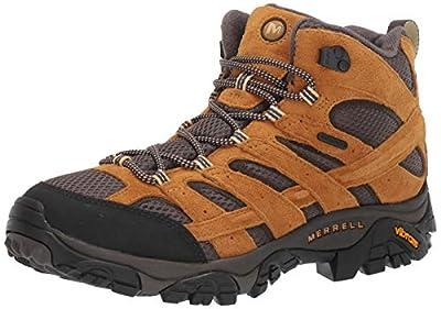 Merrell Women's J033327 Hiking Boot, 11 Gold