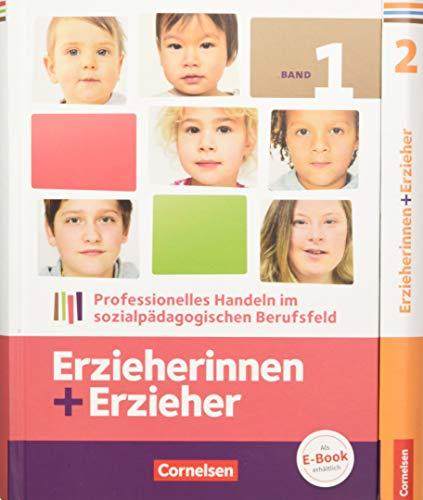 Erzieherinnen + Erzieher - Bisherige Ausgabe: Zu allen Bänden - Fachbücher im Paket: 450179-9 und 450181-2 im Paket