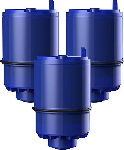 RF-9999 Filtro de agua, compatible con Pur RF9999 Filtro de agua de repuesto para grifo (paquete de 3)