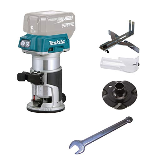 Makita DRT50Z Multifunktionsfräse 18 V...