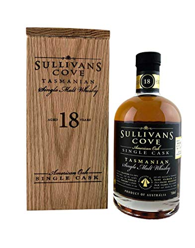 Sullivans Cove - American Oak Single Cask HH0317-2000 17 year old Whisky