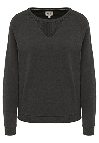 khujo Damen Sweatshirt LOUISA