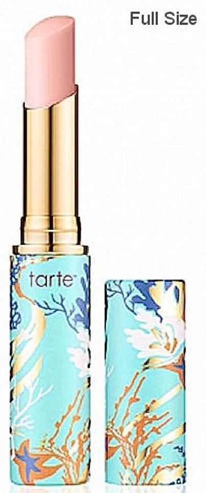険しい満州ヒゲ【並行輸入品】tarte Rainforest of the Sea Quench Lip Rescue (Opal)