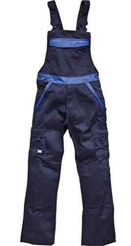 DICKIES Latzhose Arbeitshose IN30040 INDUSTRIE marineblau Gr: 54