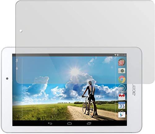 dipos I 2X Schutzfolie matt kompatibel mit Acer Iconia Tab 8 A1-840FHD Folie Bildschirmschutzfolie