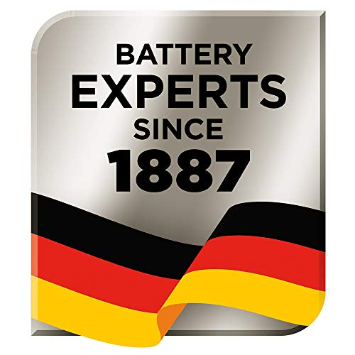 Varta Batterien Professional CR2032 (Lithium Knopfzelle 3Volt, 10er Pack in original 1er Blisterverpackung) - 2