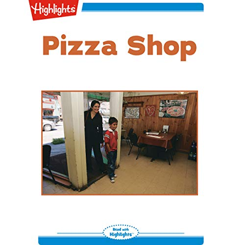 Pizza Shop cover art