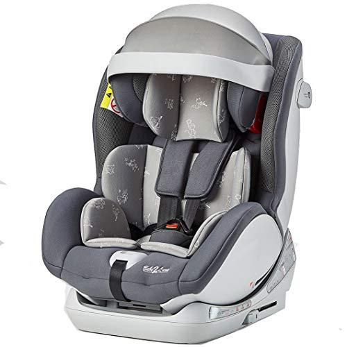 Siege auto Cocoon II Gr 0+ 1 2 3 ISOFIX de la naissance a 10 ans (gris)