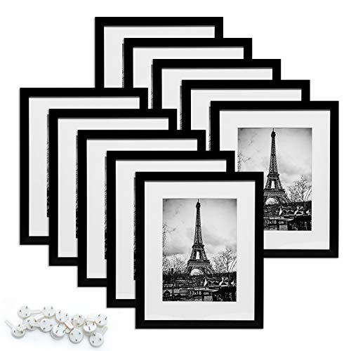 picture frames 8 x 10 black - 3