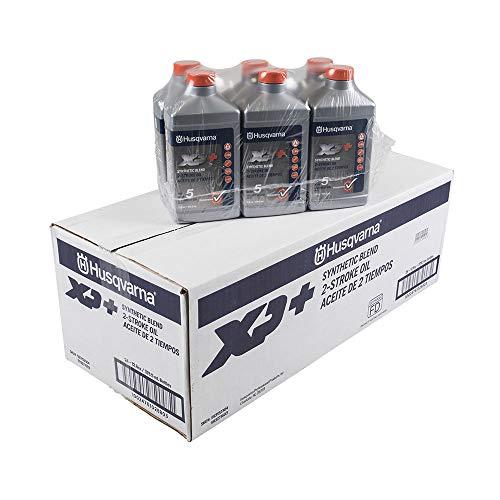 Husqvarna Case of XP+ 2 Stroke Oil 2.6 oz. Bottle 593152301 24 Bottles