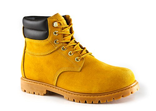 KS Men's 1510 Work Boot 9 D(M) US, WHEAT 1510