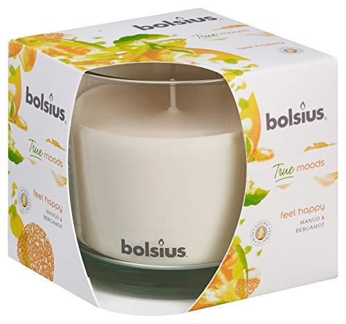 candele profumate bolsius Bolsius Candela Profumata in Giara 95/95 mm Large