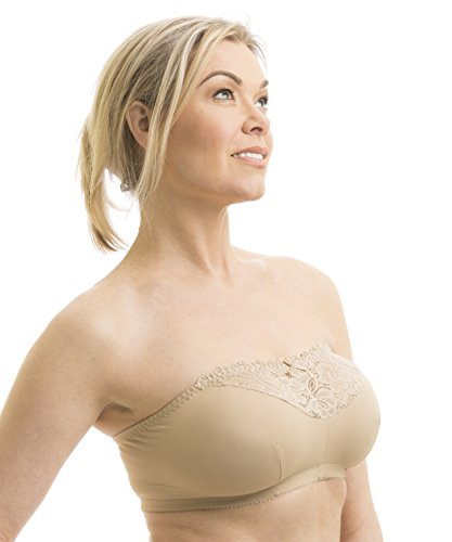 Carole Martin Strapless Wireless Bra