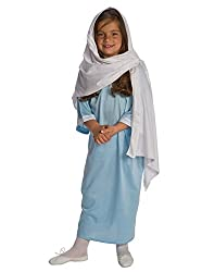 The best nativity costumes to make or buy for this years nativity show mary costume for 3 8 years solutioingenieria Images