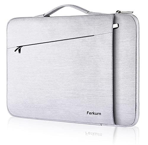 Laptop-Hülle Elfenbein Cremefarben 13-13.5